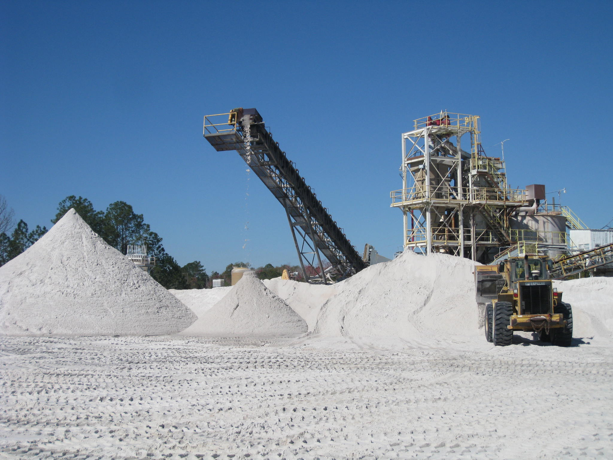 The Global Construction Sand Shortage